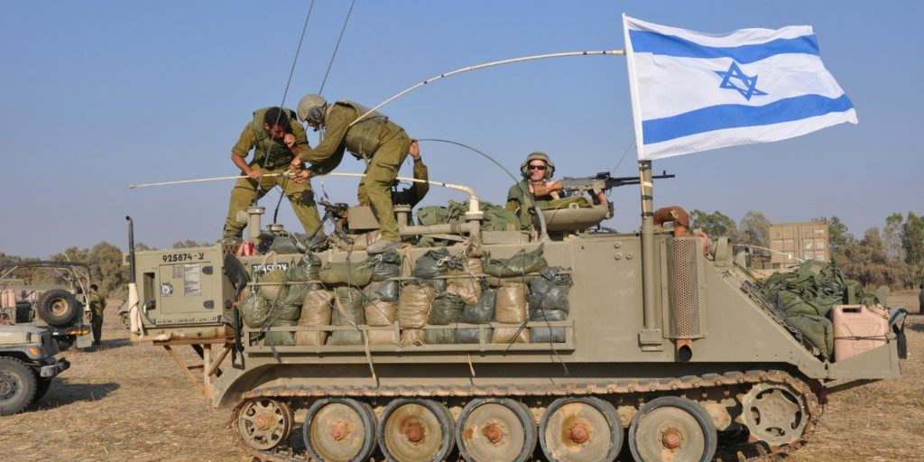 Another Round Of Escalation In Gaza As Israel Expands Its Strikes On Palestinian Targets