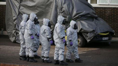 Another Version Attempting To Explain Trip Of 'GRU Agents' Petrov And Boshirov To Salisbury