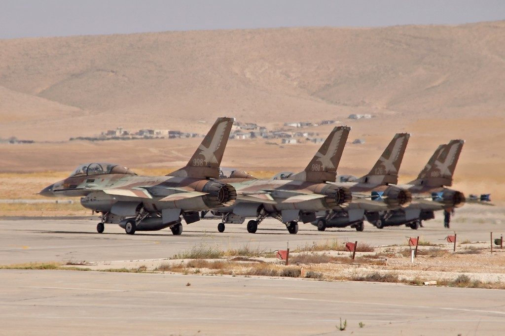 Israel Claims It's Ready To Strike Iranian Targets Across Entire Middle East