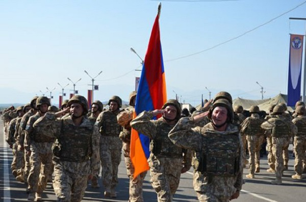 New Armenian Government Is Distancing Itself From Pro-Russia Military Bloc