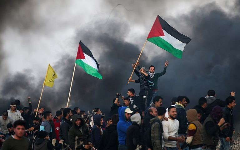 Ireland May Recognize Palestine If Peace Talks Collapse