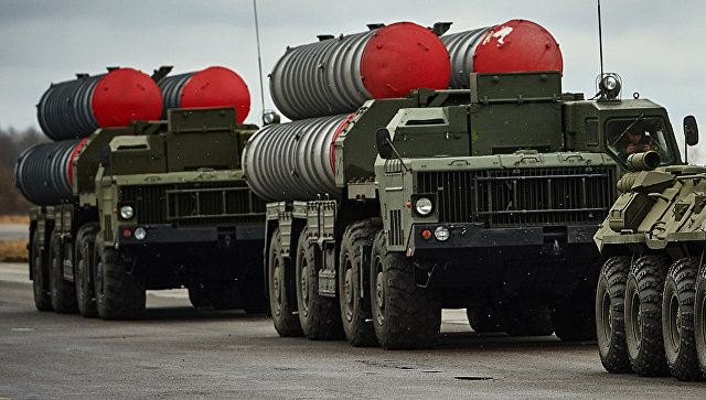 Syria Will Get S-300 Air Defense System Within 2 Weeks: Shoigu