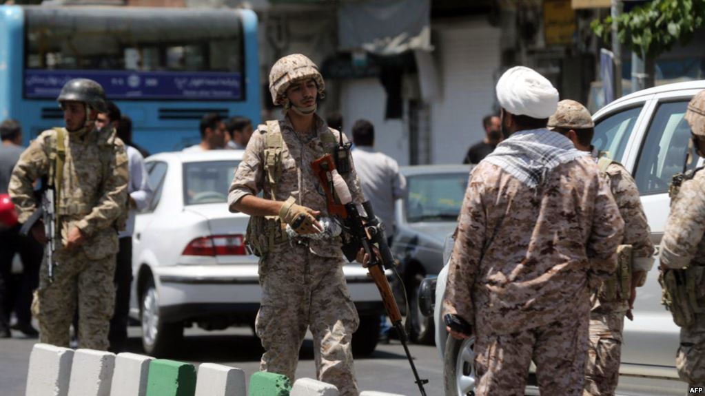 Iranian Security Forces Arrest 22 Individuals Linked To Terrorist Attack In Ahvaz