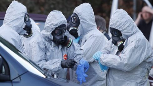 EU To Adopt New Mechanism To Punish 'Chemical Weapons' Attacks With Sanctions: Reuters