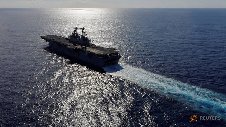 China Denies US Navy Warship Entry To Hong Kong Port As US-Chinese Tnesions Grow In Region