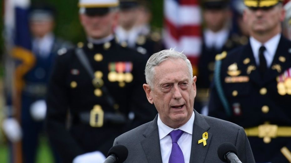 Mattis: Russia And Nuclear Threat Key Challenges Of United States