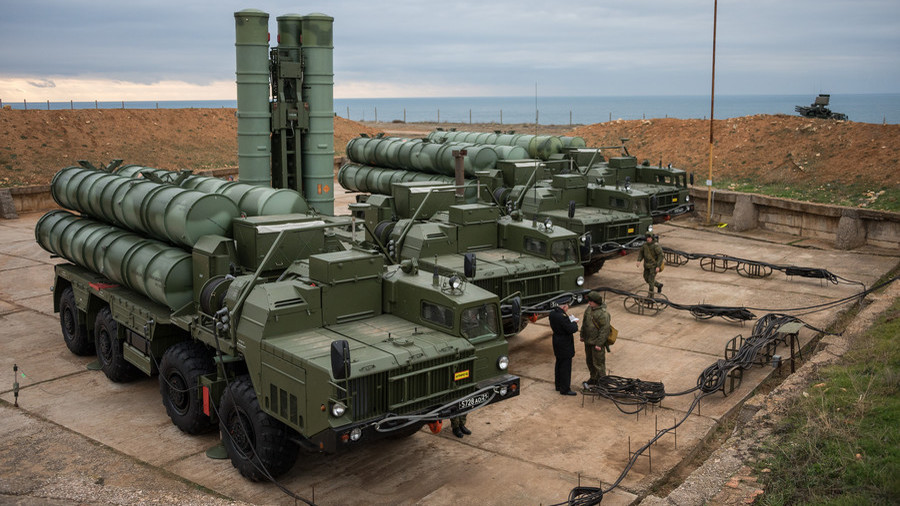 India's Cabinet Committee On Security Approves S-400 Purchase From Russia - Reports