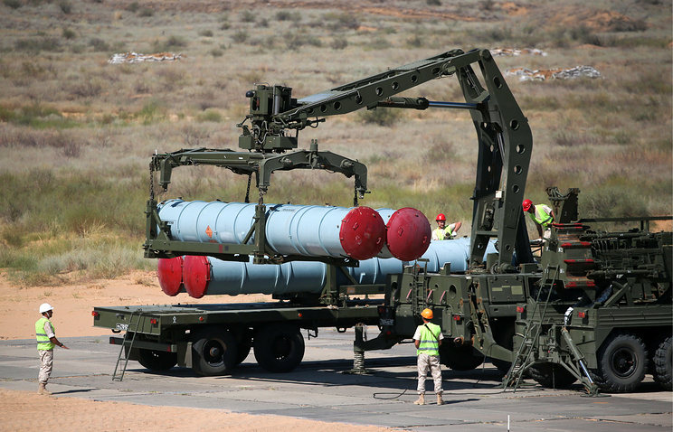 S-300 System Delivery To Syria Already Started: Lavrov
