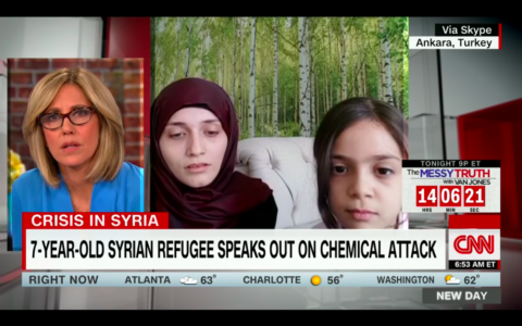 That Time CNN Staged A Fake Interview With A Syrian Child For War Propaganda