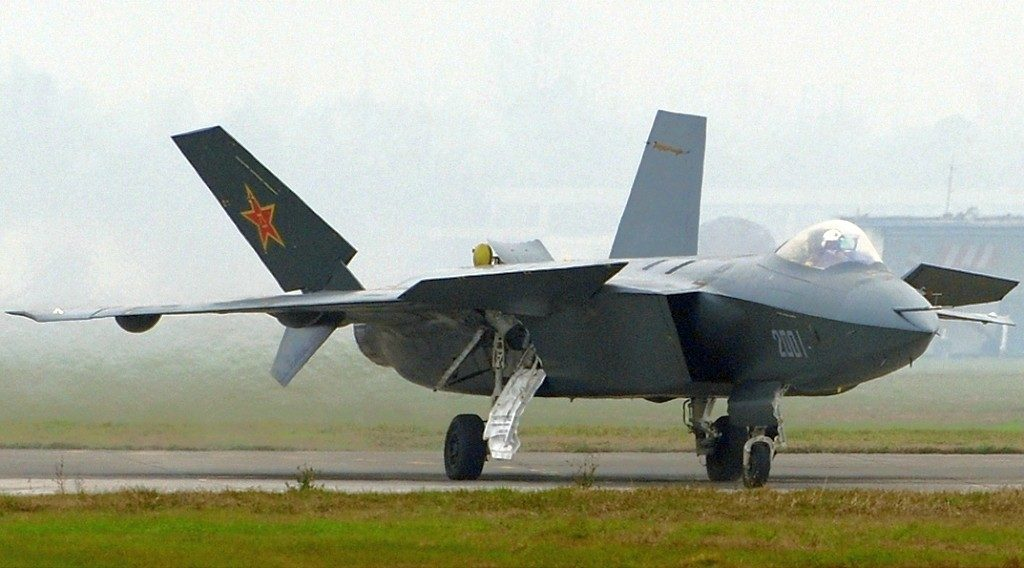 China Is Nearing Mass Production Of J-20 Stealth Jets - Report