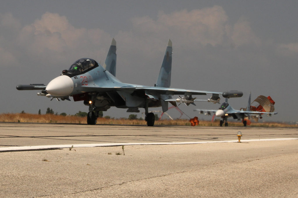 Russian Aerospace Forces Wipe Out Militants' UAV Assembly Workshop In Syria