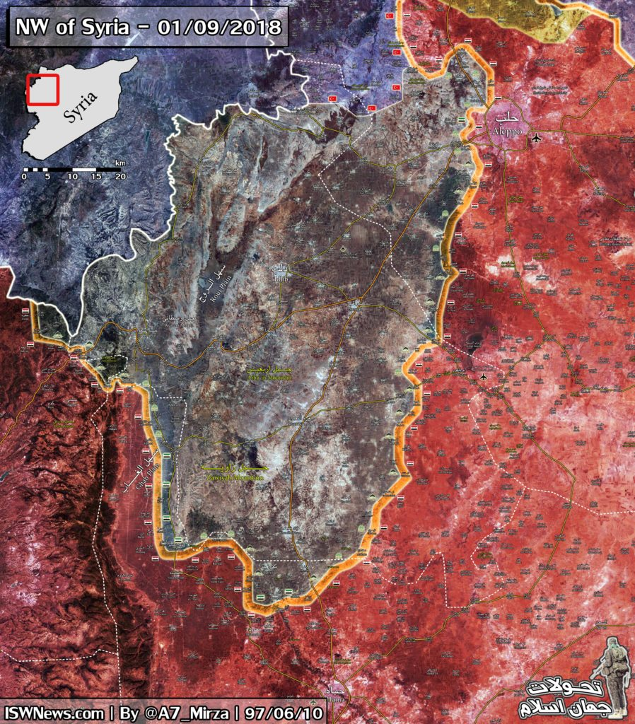 Government Forces Strengthen Their Positions At Abu Al-Duhur Airbase In Idlib Province
