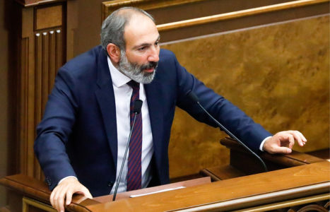 New Armenian Government Finds Itself In Complicated Diplomatic Situation Amid Developing Internal Crisis