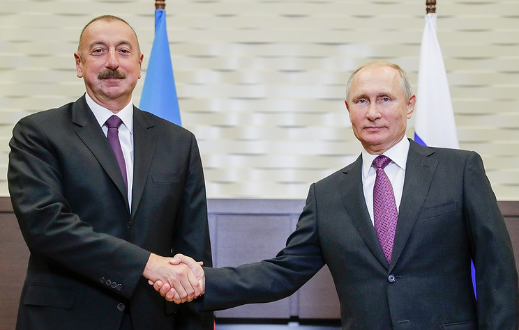 Azerbaijan And Russia Boost Cooperation As Balance Of Power Is Slowly Shifting In South Caucasus