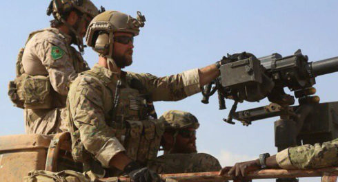 US Officially Admits It's Not Going To Withdraw Forces From Syria