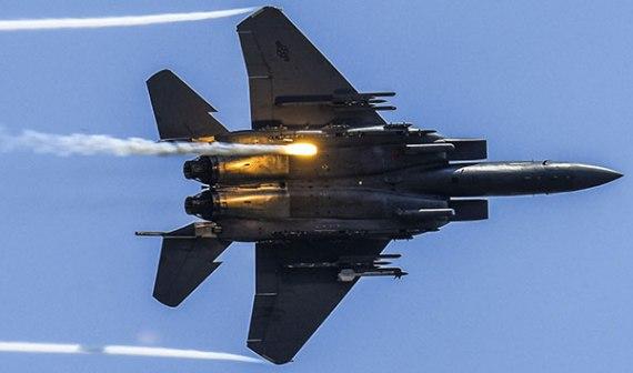 Russia Accuses US Of Using Phosphorus Bombs In Syria's Deir Ezzor Province. Pentagon Denies
