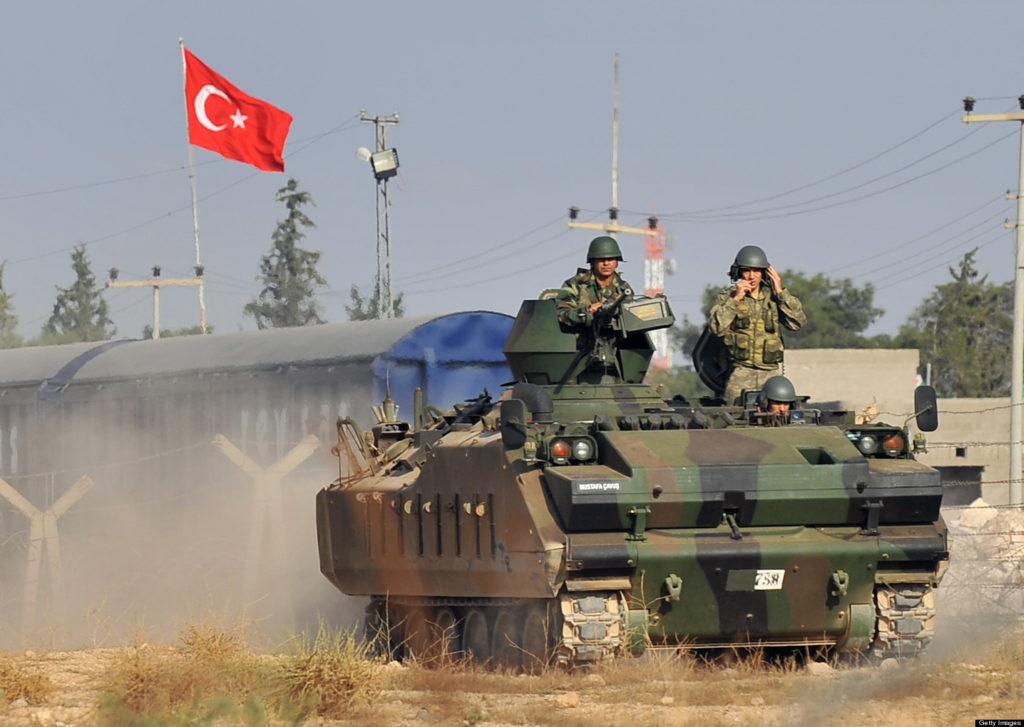 Turkey Seems Adamant In Its Attempts To Rescue Terrorists In Syria's Idlib Province