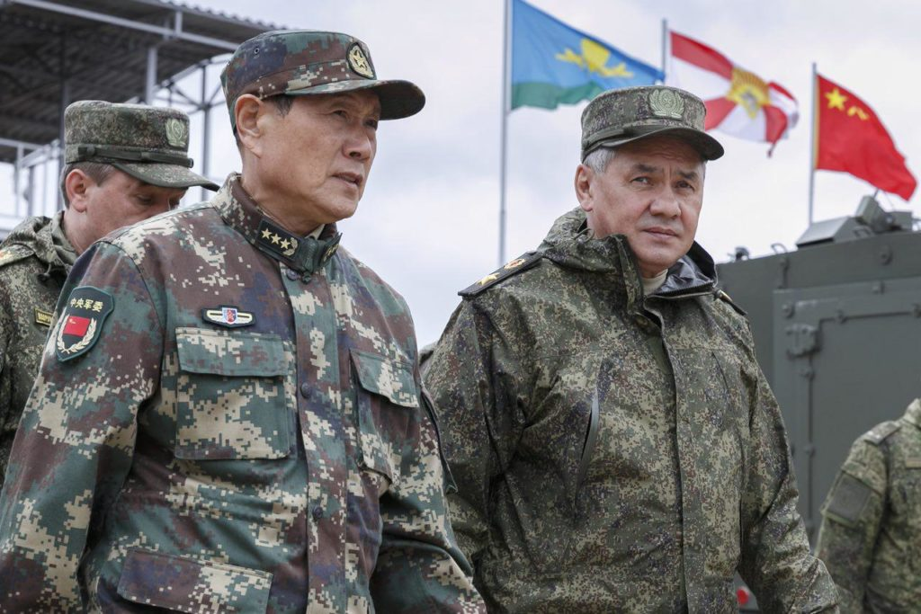 """A senior Russian diplomat confirms: """"Russia is preparing for war"""" – is anybody listening?"""