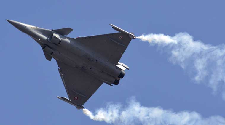 Contract To Buy 36 French Rafale Fighter Jets Causes Scandal In India