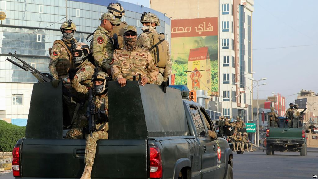Crisis In Iraq's Basra And Regional Balance Of Power