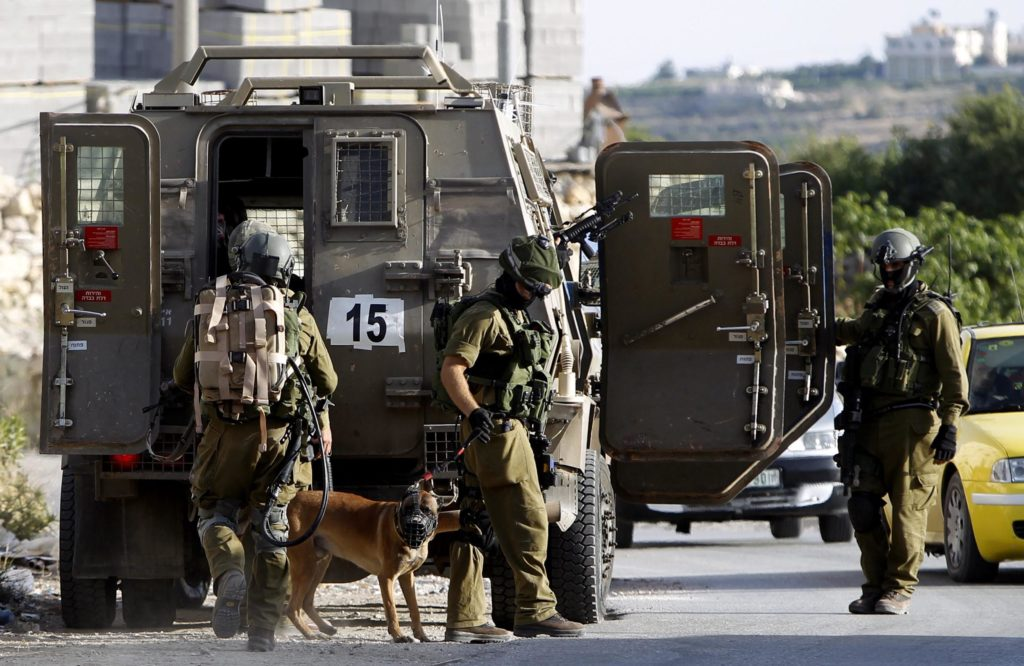 Israeli Military Prepares To Demolish Palestinian Village Khan al-Ahmar In West Bank - Reports