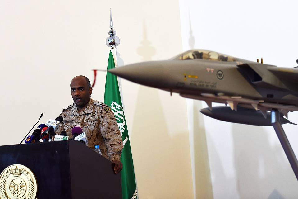 U.S. Officially Declares Its Support To Saudi-led Coalition Actions In Yemen