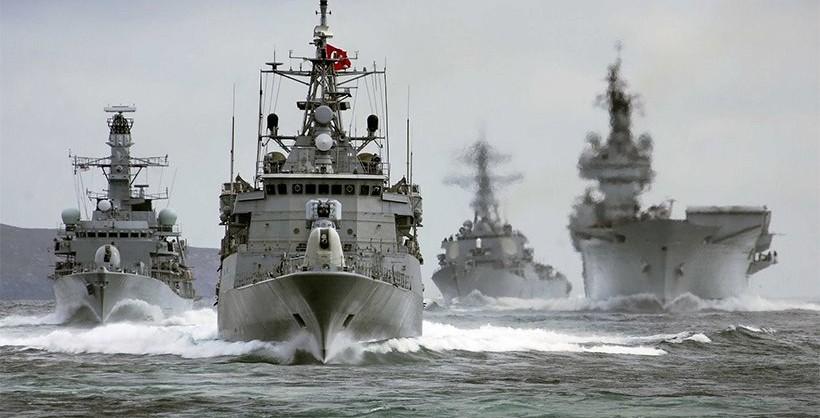 Turkey Boosts Its Naval Group In Eastern Mediterranean As Idlib Battle Looms In Syria