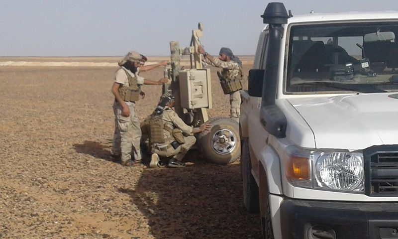 US-backed Militant Group In Al-Tanaf Accepts Evacuation Agreement - Report