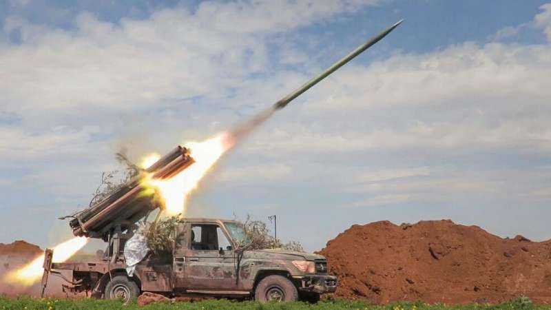 Militant Shelling Kills Several Women And Children In Northern Hama
