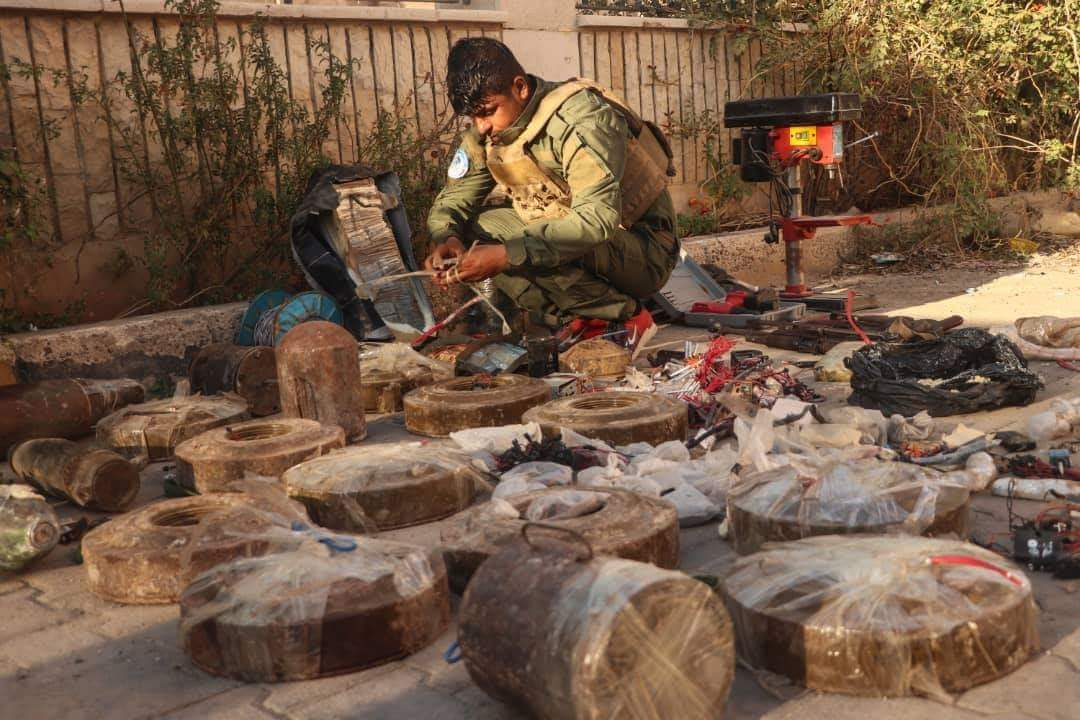 SDF Security Forces Neutralize Terrorist Cell In Raqqa City (Photos)