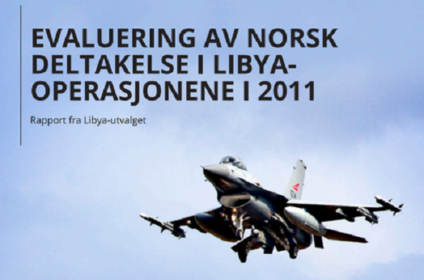 Norway Officials Admit They Knew Nothing About Libya But Joined Regime Change Efforts Anyway