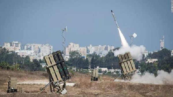 Mysterious Drone Shot Down On Israel-Lebanon Separation Line