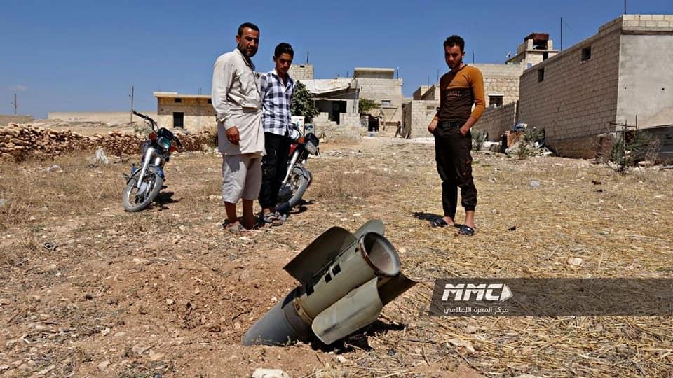 Russian Warplanes Pound Militant Positions Between Hama And Idlib (Videos, Photos)