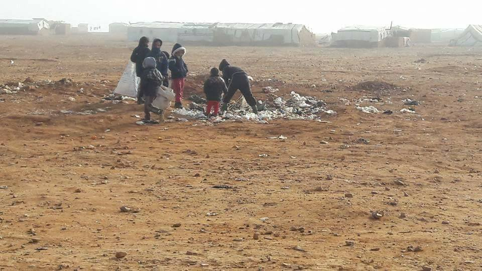 Damascus Government And Local Leaders Reach Initial Agreement On Al-Rukban Camp