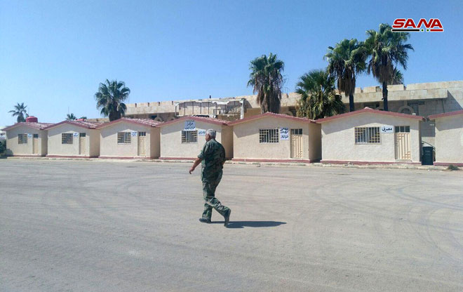 Syria Confirms Nasib Crossing With Jordan Will Reopen In October
