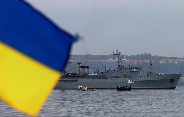 Coast Guard Intercepts Two Ukrainian Warships In Russia's Exclusive Economic Zone Off Crimea - FSB