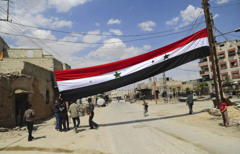 Russia Is Going To Start Production Of Construction Materials And Cars In Syria