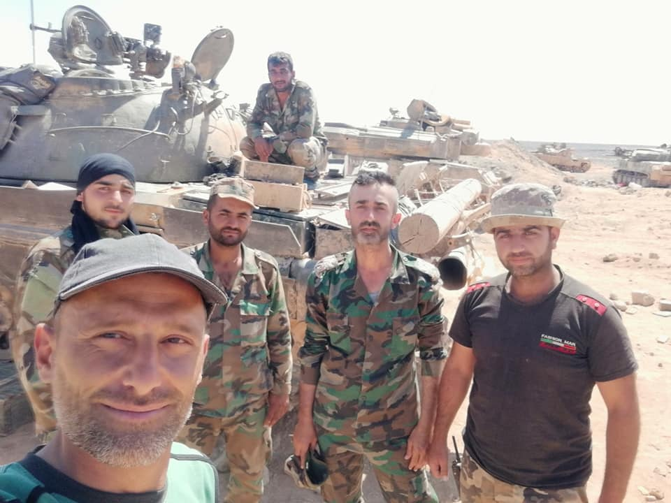 Syrian Army Lost 14 Soldiers In Another Push Against ISIS In Al-Safa (Photos)