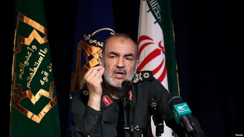 "IRGC Top Commander Warns Saudi Arabia, UAE From Crossing ""Red Lines"""