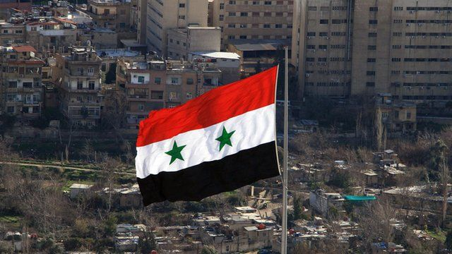 Italy Is Renovating Its Embassy In Damascus – Report