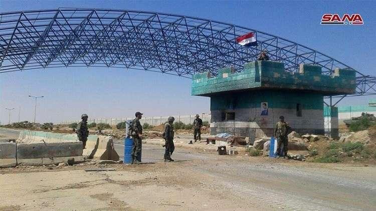 Jordan And Syria To Open Nasib Border Crossing Next Month
