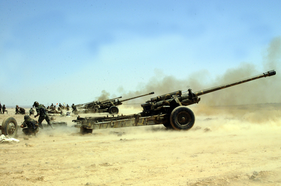 Syrian Army Strikes Militant Gatherings And Positions In Hama And Idlib