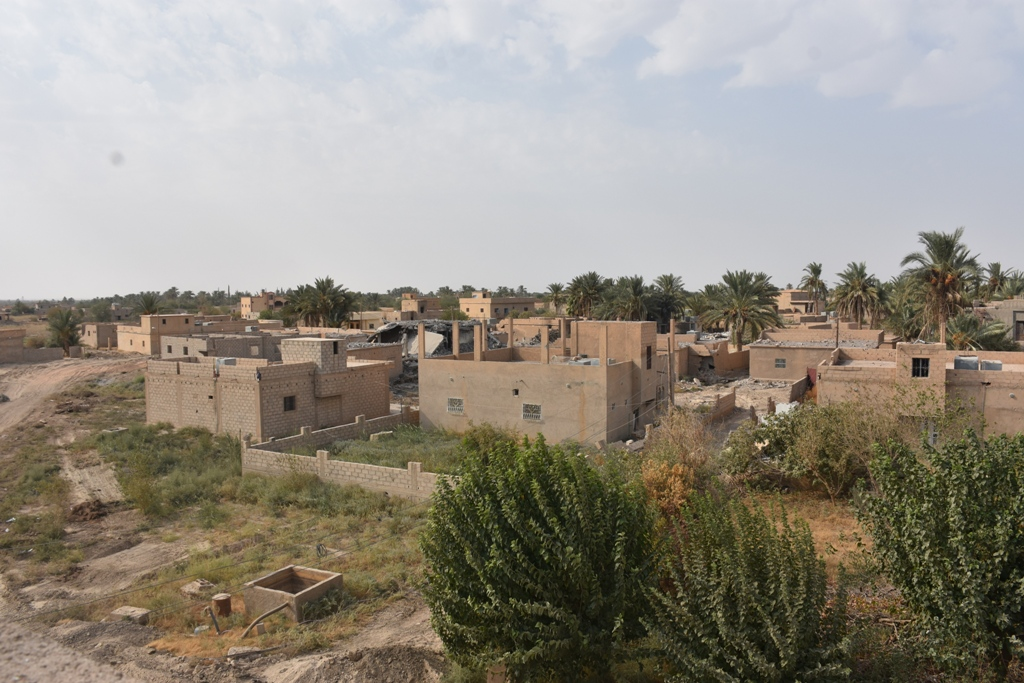 SDF Liberates Key Town In Euphrates Valley From ISIS
