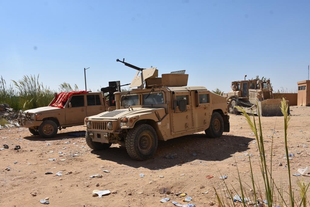 US-Backed Forces Advance Towards ISIS-Held Hajin In Southeastern Deir Ezzor