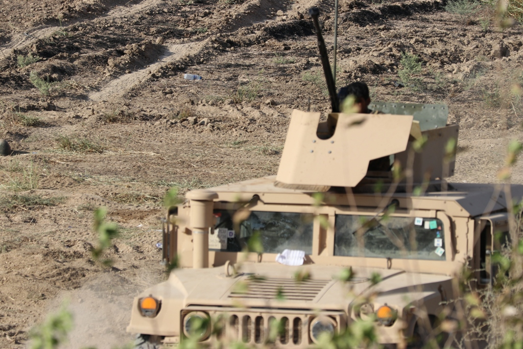 US-Backed Forces Advance Towards Hajin In Euphrates Valley (Videos)