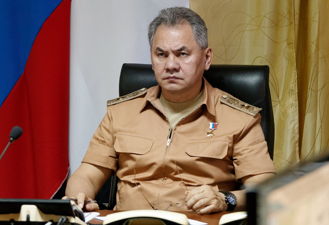 Russian Defence Minister Sergey Shoigu Responded To NATO Accusations