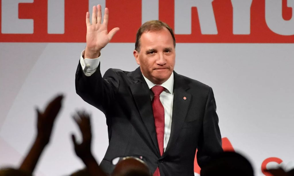 Political Crisis In Sweden: PM Steps Down Following Mandatory Vote Of Confidence
