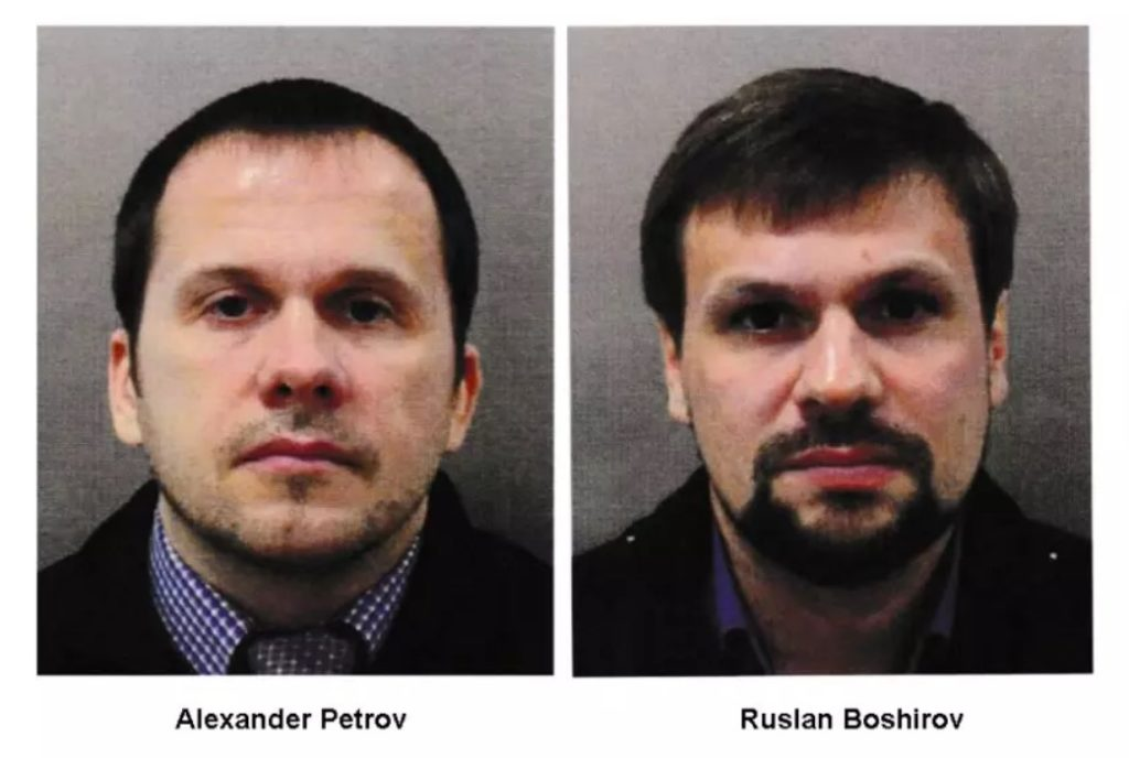 Full Transcript Of RT Interview With Skripal Case Suspects Petrov & Boshirov