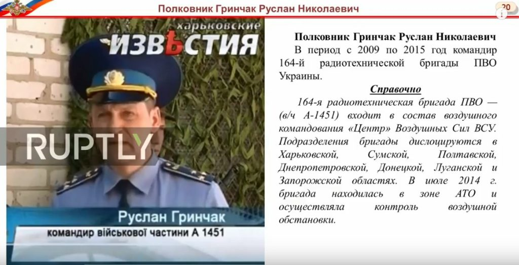 Summing Up Russian Military Briefing On MH17 Incident: Missile's Serial Numbers, Fake Videos And Intercepted Radio Communications