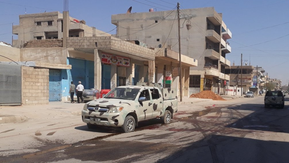"""SDF Political Wing Accuses """"Foreign Powers"""" Of al-Qamishli Tensions With Government Forces"""